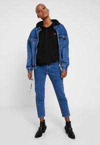 Levi's® - 501® CROP - Jeans straight leg - jive stonewash - 1