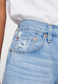 Levi's® - 501® CROP - Jeans straight leg - montgomery patched - 3