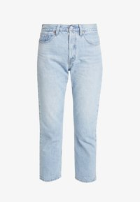 Levi's® - 501® CROP - Jeans Straight Leg - montgomery baked - 4