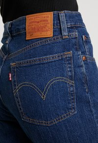 Levi's® - 501® CROP - Jeans straight leg - shot in the dark - 4