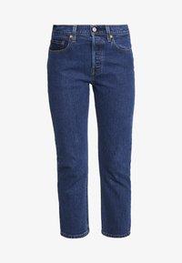 Levi's® - 501® CROP - Straight leg jeans - charleston vision - 5