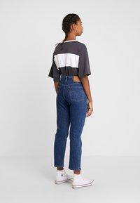 Levi's® - 501® CROP - Straight leg jeans - charleston vision - 2