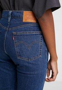 Levi's® - 501® CROP - Jeansy Straight Leg - charleston vision - 4