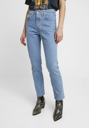 501® CROP - Straight leg jeans - tango beats