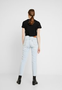 Levi's® - 501® CROP - Jeans Straight Leg - light-blue denim - 2
