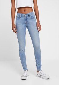 Levi's® - 710 INNOVATION SUPER SKINNY - Jeans Skinny Fit - globe trotter - 0