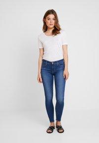 Levi's® - 710 INNOVATION SUPER SKINNY - Jeans Skinny Fit - love ride - 1