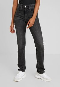 Levi's® - 724™ HIGH RISE STRAIGHT - Jeans Straight Leg - end of the road - 0