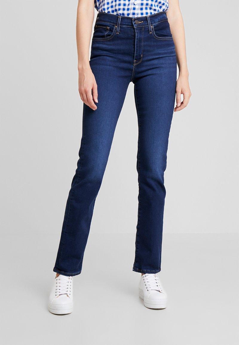 Levi's® - 724™ HIGH RISE STRAIGHT - Jeans Straight Leg - london bridge