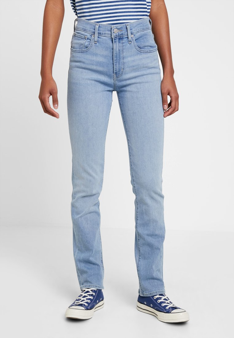 Levi's® - 724™ HIGH RISE STRAIGHT - Jeans Straight Leg - san francisco coast