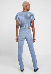 Levi's® - 724™ HIGH RISE STRAIGHT - Jeans straight leg - san francisco coast - 2