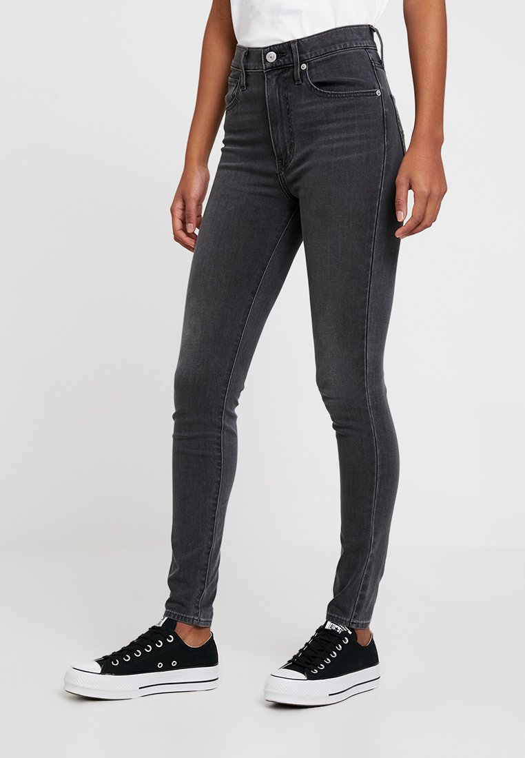 Levi's® - MILE HIGH SUPER SKINNY - Jeans Skinny Fit - smoke show