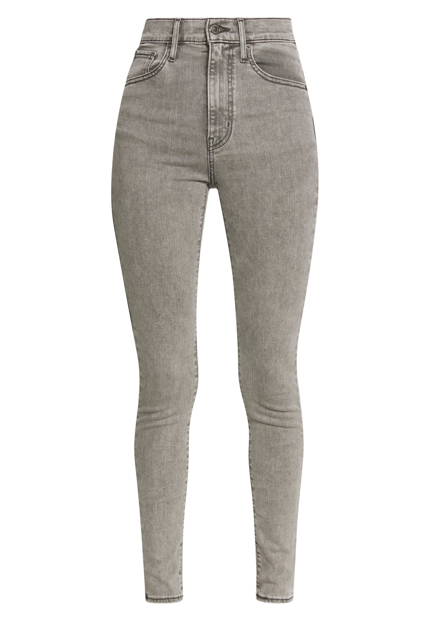 Levi's® Mile High Super Skinny - Skinny-farkut Grey Denim