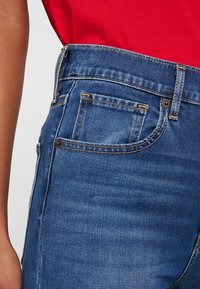 Levi's® - MILE HIGH SUPER SKINNY - Jeans Skinny Fit - on call - 3