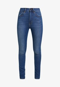 Levi's® - MILE HIGH SUPER SKINNY - Jeans Skinny Fit - on call - 4