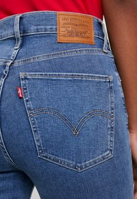 Levi's® - MILE HIGH SUPER SKINNY - Jeans Skinny - out the window - 5