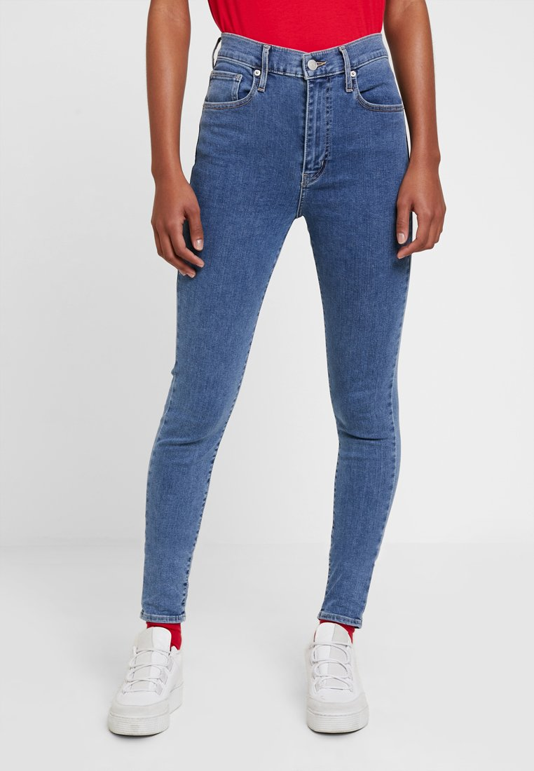 Levi's® - MILE HIGH SUPER SKINNY - Jeans Skinny Fit - out the window