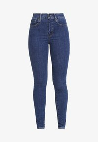 Levi's® - MILE HIGH SUPER SKINNY - Jeans Skinny Fit - tempo so stoned - 4