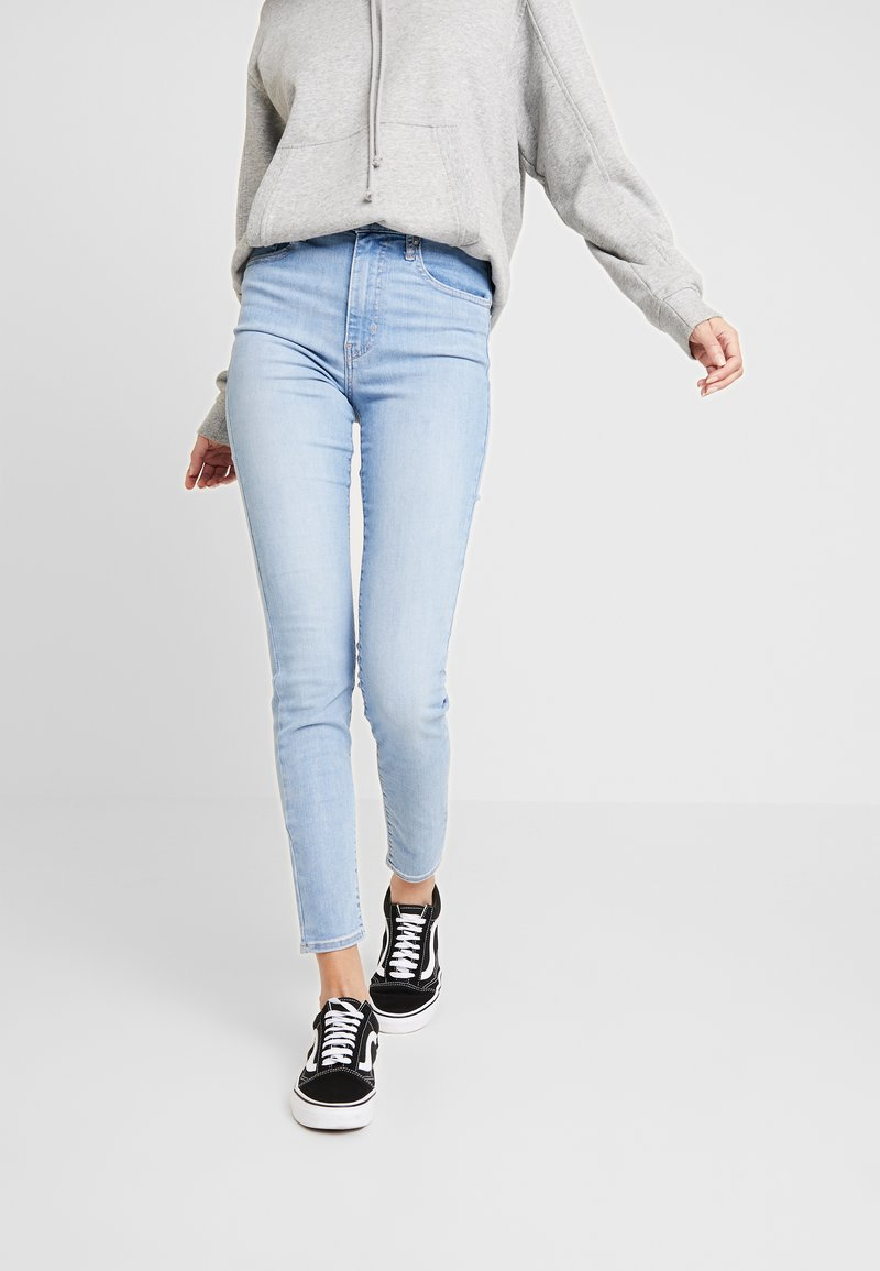 Levi's® - MILE HIGH SUPER SKINNY - Jeansy Skinny Fit - between space and time