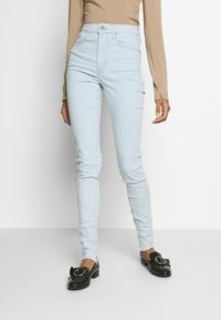 Levi's® - MILE HIGH SUPER SKINNY - Jeans Skinny - down to mars - 0