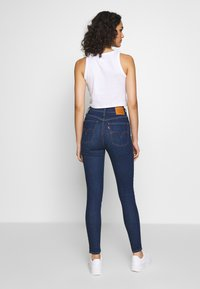 Levi's® - MILE HIGH SUPER SKINNY - Jeansy Skinny Fit - catch me outside - 2