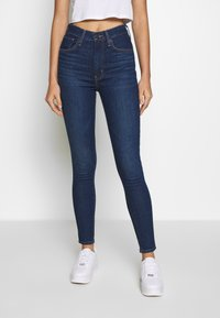 Levi's® - MILE HIGH SUPER SKINNY - Jeansy Skinny Fit - catch me outside - 0