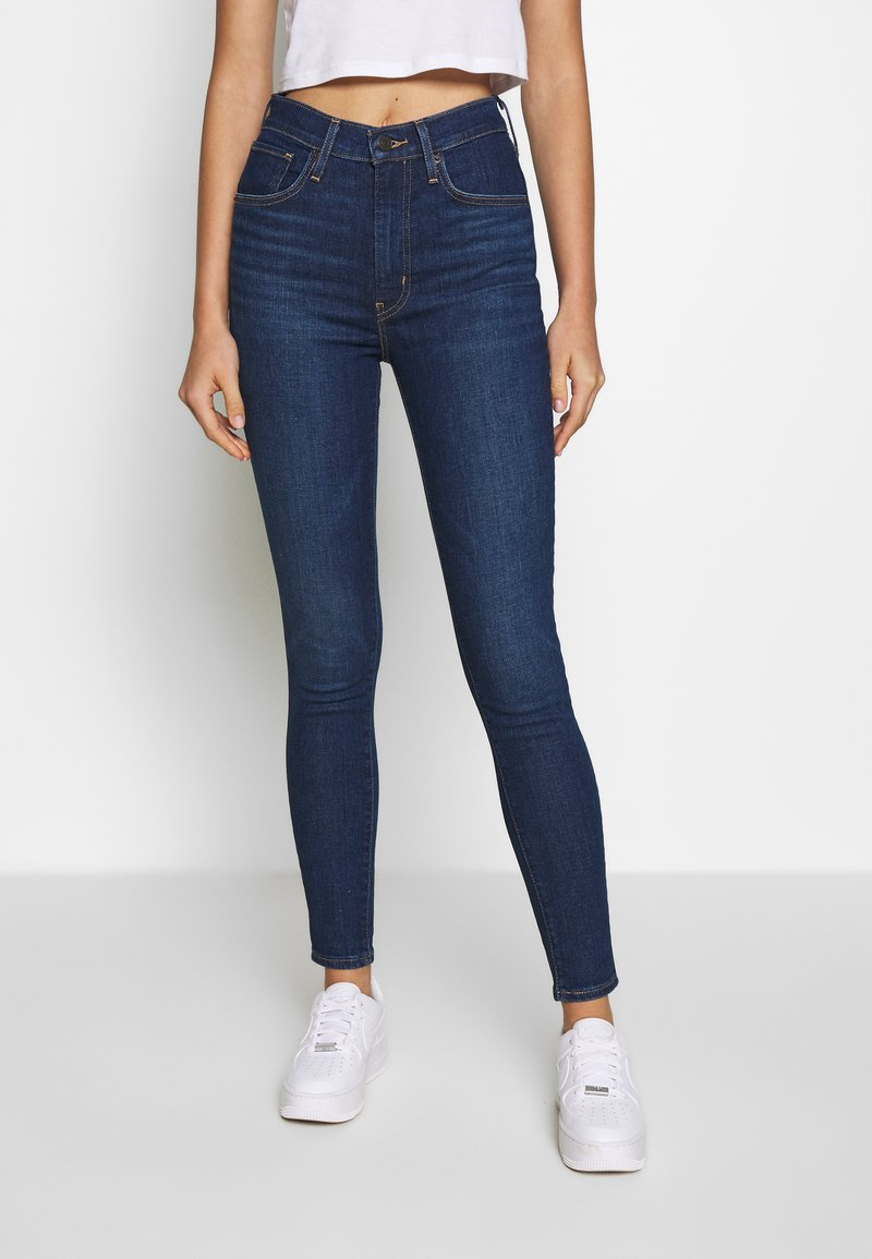 Levi's® - MILE HIGH SUPER SKINNY - Jeans Skinny Fit - catch me outside