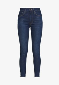 Levi's® - MILE HIGH SUPER SKINNY - Jeansy Skinny Fit - catch me outside - 3