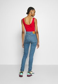 Levi's® - MILE HIGH SUPER SKINNY - Jeans Skinny Fit - light-blue denim - 2