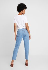 Levi's® - MOM JEAN - Vaqueros tapered - arctic waves - 2