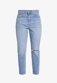 Levi's® - MOM JEAN - Vaqueros tapered - arctic waves - 3