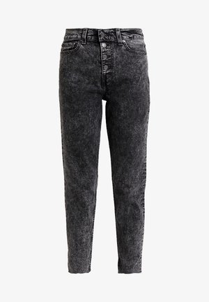 EXPOSED BUTTON MOM JEAN - Jeansy Relaxed Fit - far fetched