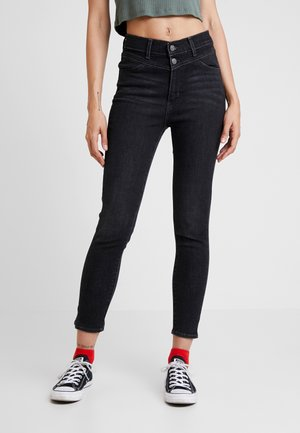 MILE HIGH ANKLE YOKE - Jeans Skinny - great wide open