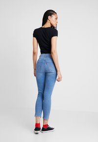Levi's® - MILE HIGH ANKLE YOKE - Jeans Skinny Fit - off the map - 2