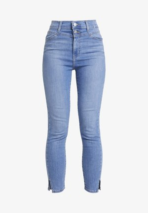 MILE HIGH ANKLE YOKE - Jeans Skinny Fit - off the map