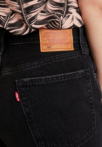 Levi's® - 501® CROP - Jeans Straight Leg - black canyon - 3
