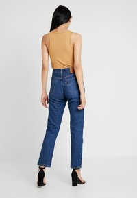 Levi's® - 501® CROP - Straight leg jeans - market vintage - 3
