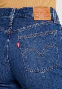 Levi's® - 501® CROP - Jean droit - market vintage - 4