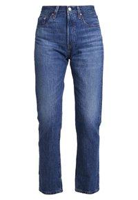 Levi's® - 501® CROP - Straight leg jeans - market vintage - 0