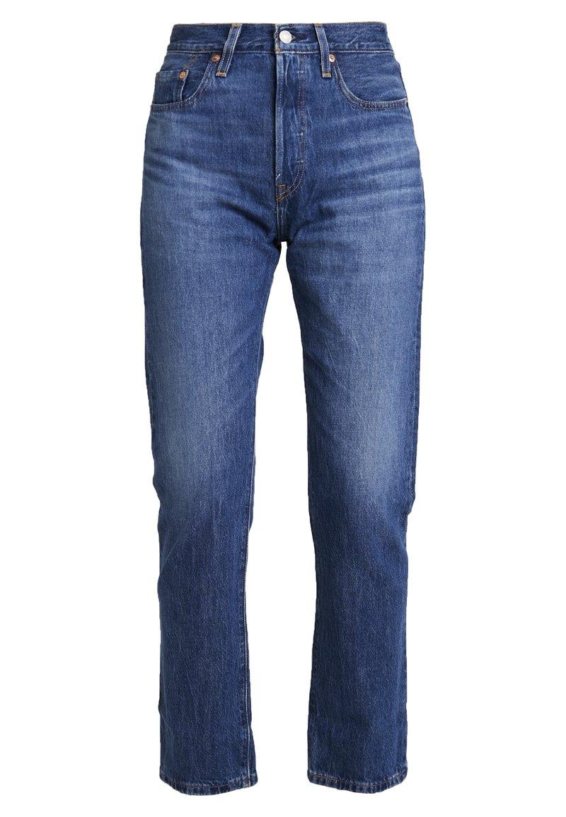 Levi's® - 501® CROP - Straight leg jeans - market vintage