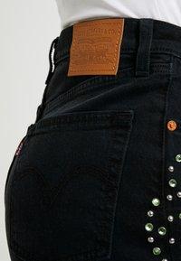 Levi's® - RIBCAGE ANKLE - Jeans straight leg - border town - 3