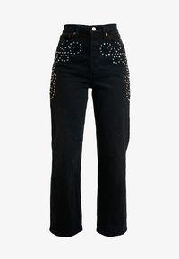 Levi's® - RIBCAGE ANKLE - Jeans straight leg - border town - 4