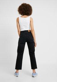 Levi's® - RIBCAGE ANKLE - Jeans straight leg - border town - 2