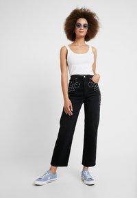 Levi's® - RIBCAGE ANKLE - Jeans straight leg - border town - 1