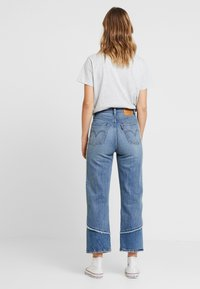 Levi's® - RIBCAGE ANKLE - Džíny Straight Fit - on the fringe - 2