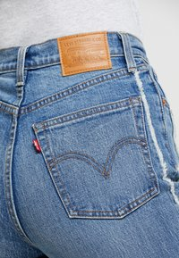 Levi's® - RIBCAGE ANKLE - Džíny Straight Fit - on the fringe - 6