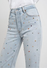 Levi's® - RIBCAGE ANKLE - Jeans Straight Leg - lucky sevens - 4