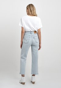 Levi's® - RIBCAGE ANKLE - Jeans Straight Leg - lucky sevens - 3
