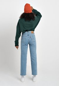 Levi's® - RIBCAGE STRAIGHT ANKLE - Jeans a sigaretta - tango chill - 3