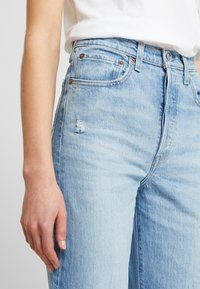 Levi's® - RIBCAGE STRAIGHT ANKLE - Straight leg jeans - tango fade - 5